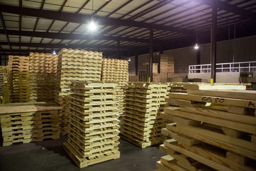 Determining Whether a Pallet is Safe for Reuse