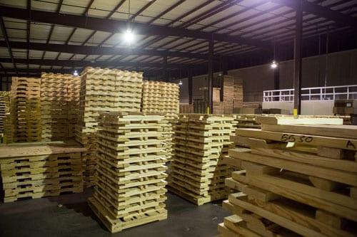 Wooden Pallet Industry Statistics