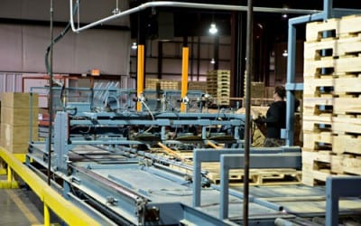 Transport Fragile Products Safely with Pallets
