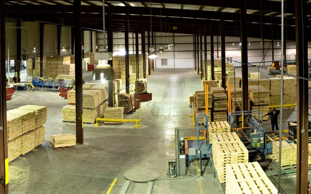 Wooden Pallets and Food Safety