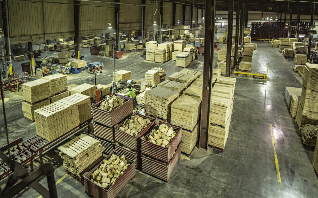 Warehouse Pallet Storage Methods