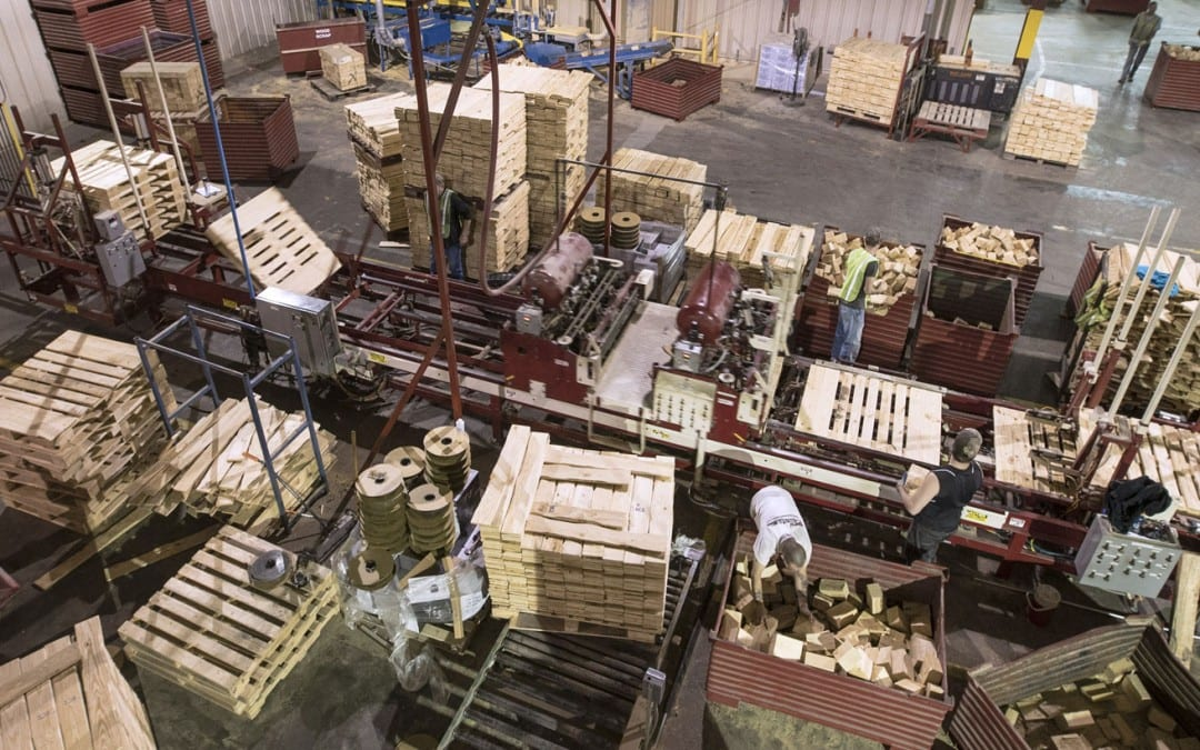 History of Pallets: WWII and the Rise of Pallets