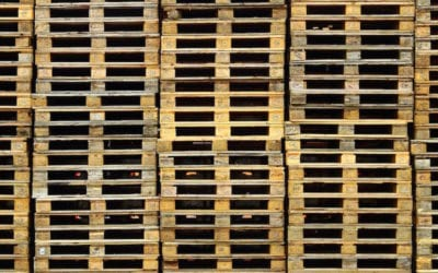 wooden pallets in Sydney